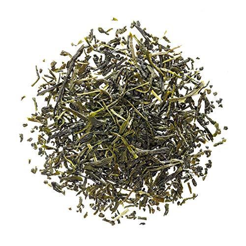 Sencha Grüner Tee Japan - Lose Blätter Japanischer Grüntee Sen Cha 100g