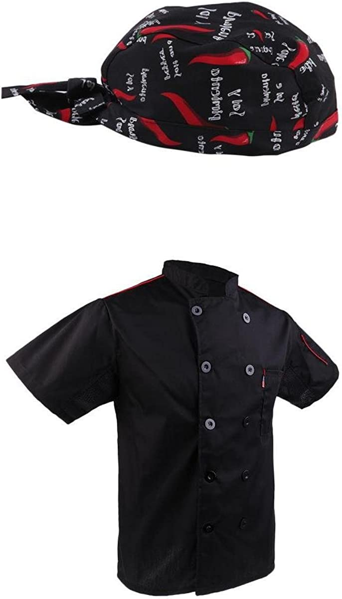 yotijar Cheap sale Cook Chef Nashville-Davidson Mall Clothing Adjustable Hat Cap Elastic