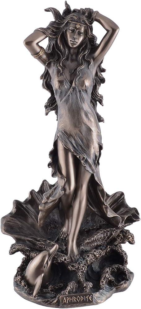 veronese statuetta di aphrodite dea della bellezza
