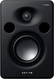 Alesis M1 Active MK3 | Premium 65W B-Amplified Active Studio Monitor With 5-Inch Aluminium Driver, 1-inch Silk Dome Tweete...