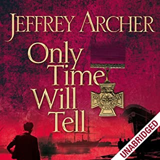 Only Time Will Tell audiobook cover art