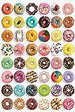 empireposter Cupcakes - Donuts Tops - Küche Haushalt -
