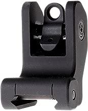 Troy Industries Fixed Battle Sight Rear (Black)