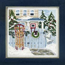 Holiday Memories - Beaded Cross Stitch Kit MH143304 - Buttons & Beads 2013 Winter