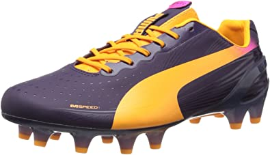 PUMA Men's evoSPEED 1.2 FG Soccer Cleat