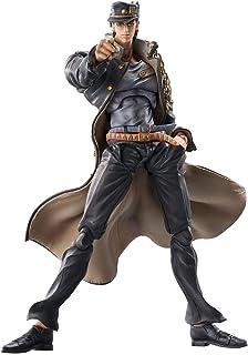 JoJo's Bizarre Adventure Part 3: Chozo Kado Jotaro Kujo 1.5 Super Action Statue Figure, Multicolor