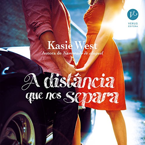 A distância que nos separa [The Distance That Separates Us] audiobook cover art