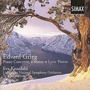 Grieg: Piano Concerto/ Lyric Pieces
