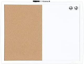 Quartet Combination Magnetic Whiteboard & Corkboard