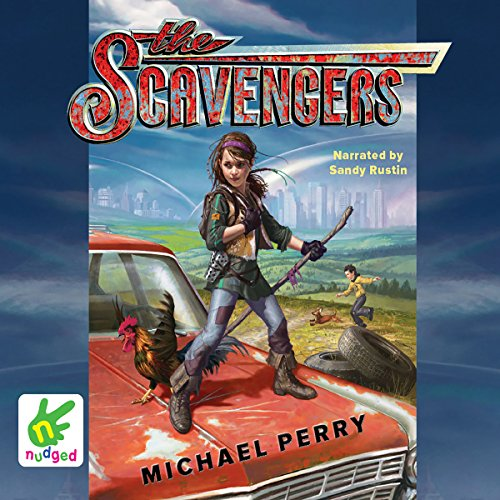 The Scavengers cover art