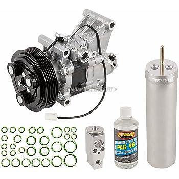 BuyAutoParts 60-82763RK New For Mazda MPV 2000-2006 AC Compressor w//A//C Repair Kit