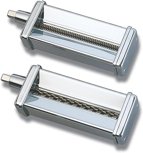high quality KitchenAid KPCA Pasta Cutter online sale Companion high quality Set Attachment + red rack sale