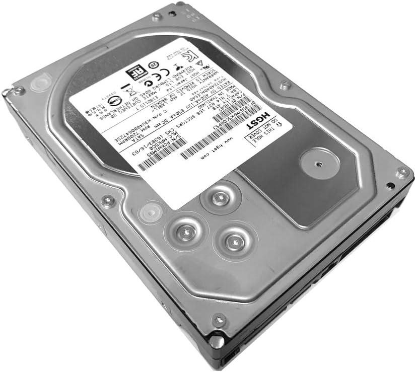 HGST Ultrastar HUS724040ALE640 (0F18567) 4TB 64MB 7200RPM SATA 6Gb/s 3.5in Internal Enterprise Hard Drive - 5 Year Warranty