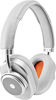 Master & Dynamic MW65 Active Noise-Cancelling (ANC) Wireless Headphones - Premium Bluetooth Over-Ear Headphones One Size MW65S3