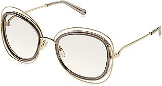 Women's Carlina Gold/Transparent Grey