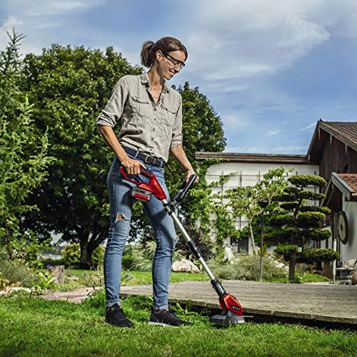 Einhell GE-CT 18 Li-Solo Power X-Change Cordless Lawn Trimmer - Supplied Without Battery & Charger