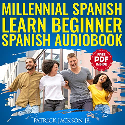Millennial Spanish - Learn Beginner Spanish Titelbild