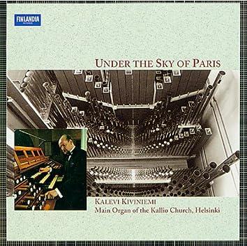 Under The Sky of Paris