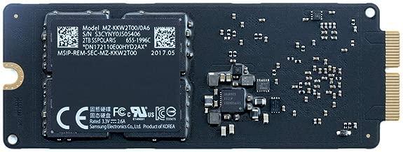 Genuine 2TB SSPOLARIS PCIe NVMe SSD for 2013-2015 Retina MacBook Pro 13