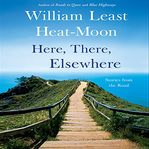 Here, There, Elsewhere audiobook cover art