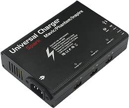 Mavic Pro Universal Battery Charger 4 in 1 Charging HUB for DJI Mavic Pro Spark Phantom 3 Inspire TB48 Battery Smart Charger