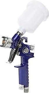 Neiko 31207A HVLP Mini Gravity Feed Air Spray Paint Gun 125 CC Cup Capacity
