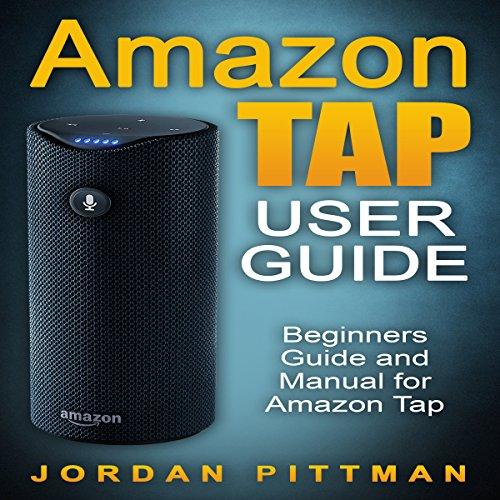 Amazon Tap User Guide cover art