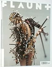 FLAUNT MAGAZINE #97 Haute Couture Fashion ART Bijou Phillips CALVIN KLEIN Carlo Gugino C.C. SHEFFIELD