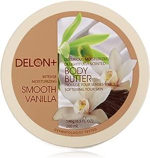 Delon Smooth Vanilla Body Butter