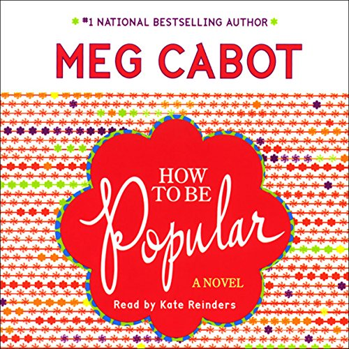How to Be Popular audiobook cover art