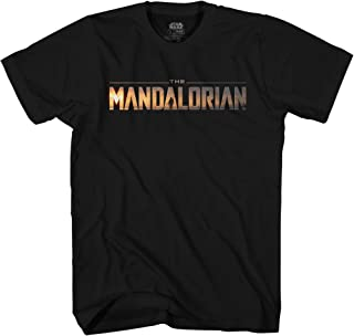 STAR WARS The Mandalorian Logo Poster T-Shirt