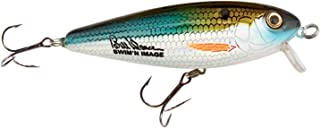 Heddon Swim n Image Lure (Dance's Gizzard Shad, 3-Inch)
