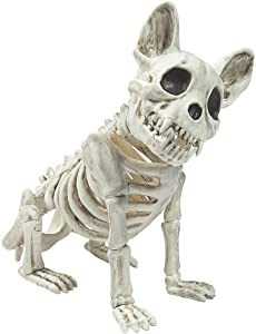 French Bulldog Skeleton Halloween Decoration - Home Decor - 1 Piece