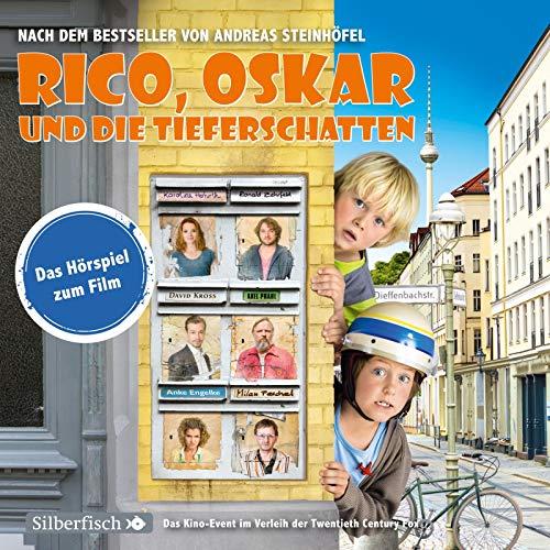 Rico und Oskar 1: Rico, Oskar und die Tieferschatten - Das Filmhörspiel: 2 CDs (1)