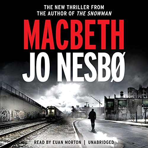 Macbeth     William Shakespeare's Macbeth Retold: A Novel              Auteur(s):                                                                                                                                 Jo Nesbo                               Narrateur(s):                                                                                                                                 Euan Morton                      Durée: 17 h et 27 min     1 évaluation     Au global 3,0