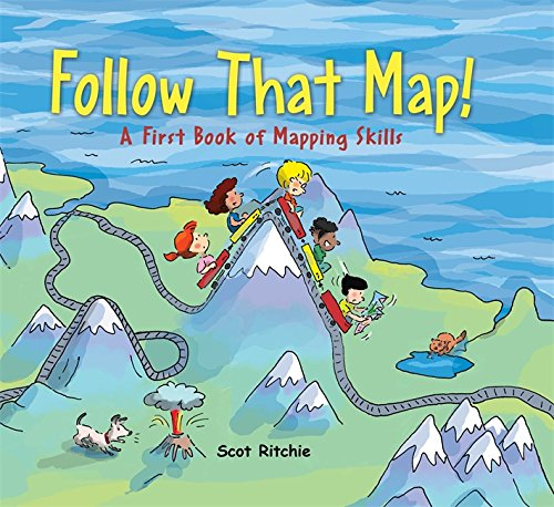 Follow that Map: A First Book of Mapping Skills