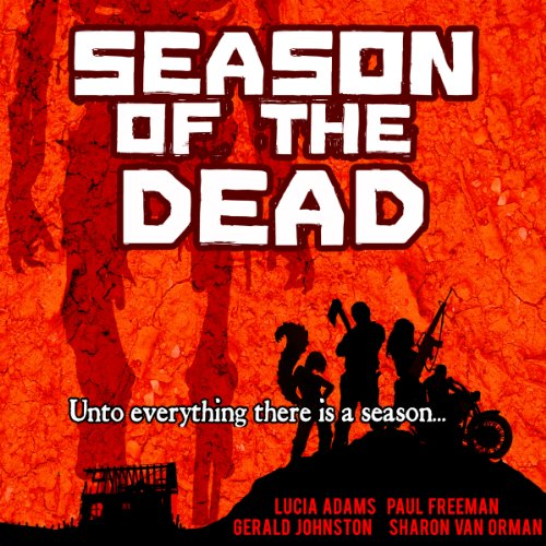Season of the Dead audiobook cover art
