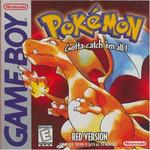 Pokemon Version Rouge - Game Boy - FR