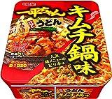 一平ちゃん汁なしうどん キムチ鍋味 113g ×12食