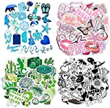 200PCS Mixed Stickers for Water Bottles,Cute Funny Waterproof Vinyl Stickers Decals for Teens,Girls and Women,Unique Durable Aesthetic Trendy Stickers Perfect for Hydro Flask, Laptop, Computer,Phone