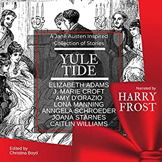 Yuletide: A Jane Austen-Inspired Collection of Stories cover art