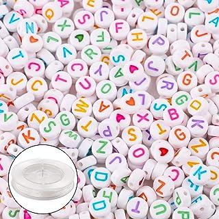 13bd4b9b05d7 Amazon.es: letras pulseras