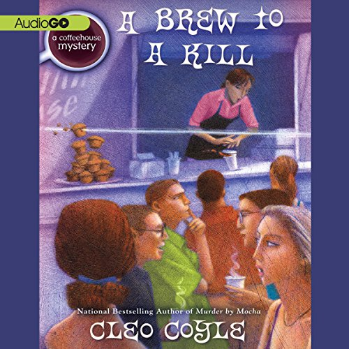 A Brew to a Kill cover art
