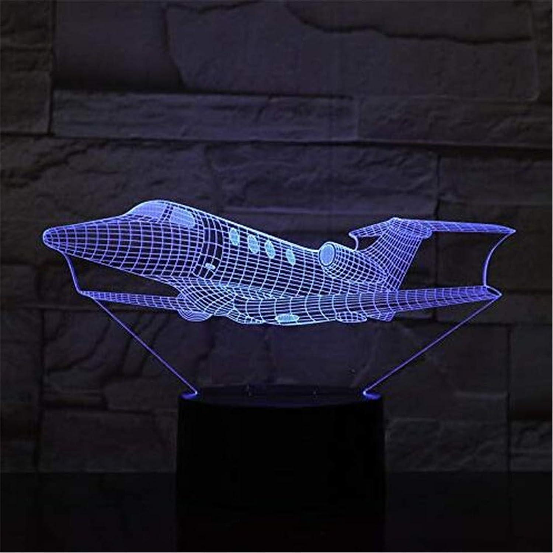 Led Licht Edison Lampe Retro Kronleuchter 7 Farbe Lampe 3D Led Nachtlichter Für Kinder Touch Usb Tisch Lampara