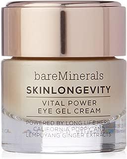 Best skinlongevity vital power eye gel cream Reviews