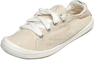Damesschoenen, zeildoekschoenen, vrouwen, stoffen schoenen, canvas voor dames, platte schoenen, slip-on schoenen, 35-43