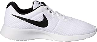 Nike Tanjun Women's Sneakers, Black White, 4 UK 37.5 EU,812655