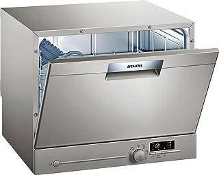 Siemens SK26E821EU iQ300 Lavavajillas/A+ / 174 kWh/año / 6 MGD / 2240 l/año/silencioso/AquaStop