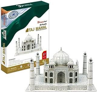 Cubic Fun Taj Mahal 3D Puzzle 87 Pieces