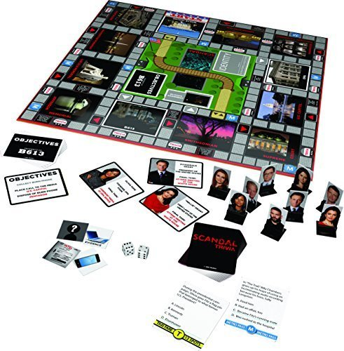 Scandal Board Game by Cardinal Industries